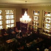 Photo taken at Bewley's Café by Luiz Felipe C. on 12/13/2012