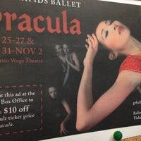 Photo taken at Grand Rapids Ballet by Grand Rapids Ballet on 10/16/2013