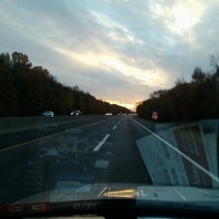 Photo taken at New Jersey Turnpike by Thomas H. on 11/5/2013