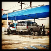 Photo taken at Melrose Strip Auto Detailing by Elove T. on 7/5/2013