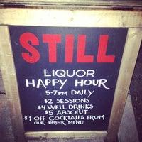 Photo taken at Still Liquor by Corey S. on 12/8/2012
