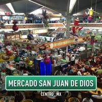 Foto tomada en Mercado Libertad San Juan de Dios por Daniel C. el 1/12/2013