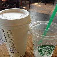 Photo taken at Starbucks by Jenny G. on 9/25/2013