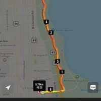 Foto scattata a Lake Michigan Running Path da Maly C. il 6/6/2016