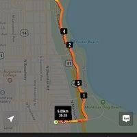 Foto scattata a Lake Michigan Running Path da Maly C. il 6/10/2016