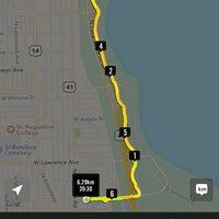 Foto scattata a Lake Michigan Running Path da Maly C. il 5/30/2016
