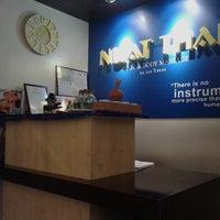 Photo taken at Nuat Thai by ZAYE on 11/30/2013