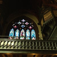 Photo taken at Church of the Holy Trinity (Episcopal) by CHRISTA M. on 11/28/2013