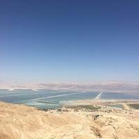 Photo taken at Sdom-Arad Road View Point / תצפית כביש סדום-ערד by Natasha D. on 5/22/2017