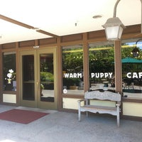 Photo taken at Warm Puppy Cafe by Alan M. on 6/23/2013