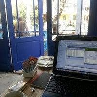 Photo taken at Spiro's Greek Restaurant by Ian R. on 6/28/2013