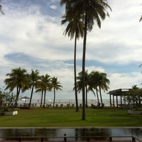 Photo taken at Apsaras Beach Resort And Spa Phang Nga by Mumu on 4/30/2013