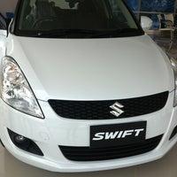 Photo taken at Suzuki Automobile Ayutthaya by Duangkamon S. on 12/5/2012