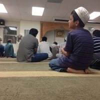 Photo taken at Masjid Al Hamzah by Asim Q. on 8/3/2013