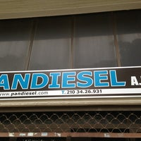 Photo taken at Pandiesel AEBE by George G. on 9/16/2013