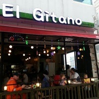 Photo taken at El Gitano Mexican Grill by Jungyoun on 6/6/2013
