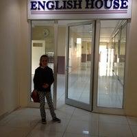 Photo taken at mimaroba English House by Tuna G. on 5/24/2015