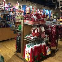 Photo taken at Disney store by Grettel G. on 11/15/2015