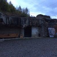 Photo taken at Бункер Лінії Арпада / Arpad Line Bunker by Grettel G. on 10/11/2015
