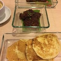 Photo taken at Bakeroni Cafe by Qishin T. on 5/22/2017