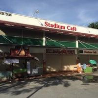 Photo taken at Stadium Cafe by Qishin T. on 6/25/2016