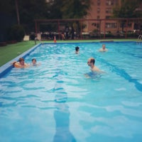 Photo taken at St Pauls Swim Club by Vikki on 6/29/2013