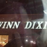 Photo taken at Winn-Dixie by Alecia K. on 9/21/2013