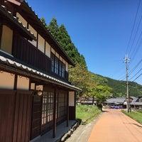 Photo taken at 熊川宿 by Boya on 5/19/2017