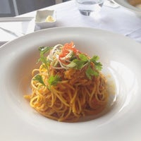 Photo taken at Halia Restaurant & Bar by Chi-Kaori on 10/26/2013