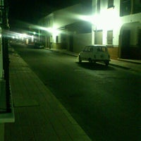Photo taken at Humilladero by Cristina V. on 9/3/2013