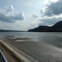 Photo taken at Shikellamy State Park Marina by Moxie K. on 8/28/2017