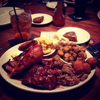 Photo taken at The Pit Authentic Barbecue by Marvin M. on 5/3/2013