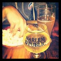 Снимок сделан в Harlem Public пользователем Katrina M. 9/30/2012