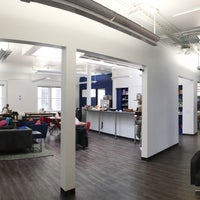Photo taken at Foursquare SF by Andrew C. on 6/13/2016