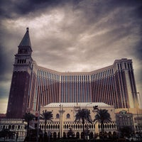 Photo taken at The Venetian Macao by Gaganjot K. on 7/7/2013