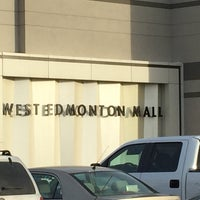Photo taken at West Edmonton Mall by Tyler H. on 12/28/2016