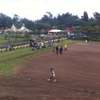 Photo taken at Motocross Track by Eric K. on 12/9/2012