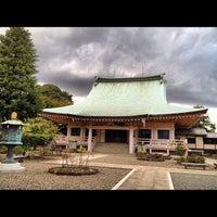 Foto scattata a Gotokuji Temple da Mitsuhiro F. il 10/4/2012
