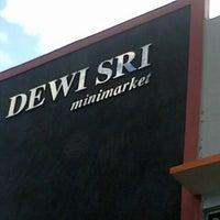 Photo taken at Dewi Sri Minimarket by Ardyan P. on 11/20/2013