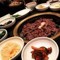 Photo taken at Han Gang Korean Cuisine by Layla on 1/11/2015
