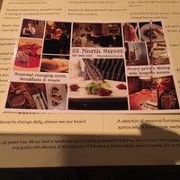 Photo taken at 22 North Street Restaurant by Mr P. on 1/15/2016