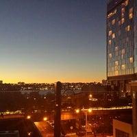 Photo taken at STK Downtown by alison b. on 9/24/2013