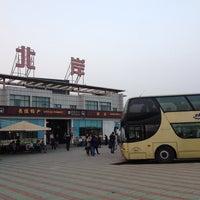 Photo taken at 北岸服务站 by Yoshiw on 10/21/2013