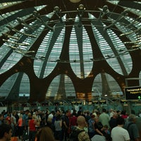 Photo taken at Terminal D by Andrey D. on 7/1/2013