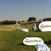 Photo taken at Doha Golf Club by terry m. on 10/21/2012
