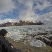 Photo taken at Svínafellsjökull by Arm K. on 4/11/2018