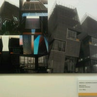 Photo taken at WAF & INSIDE Gallery by Samuel A. Budiono on 10/4/2013