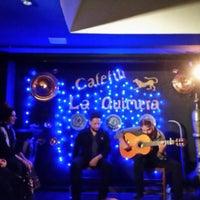 Foto tomada en Tablao Flamenco Cafetín La Quimera por Perdigāo . el 7/10/2016