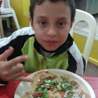 Photo taken at Los Cajetes by Adriana A. on 10/26/2013