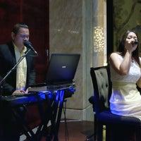 Photo taken at Westin Wuhan Lobby Lounge by Jason M. on 8/25/2017